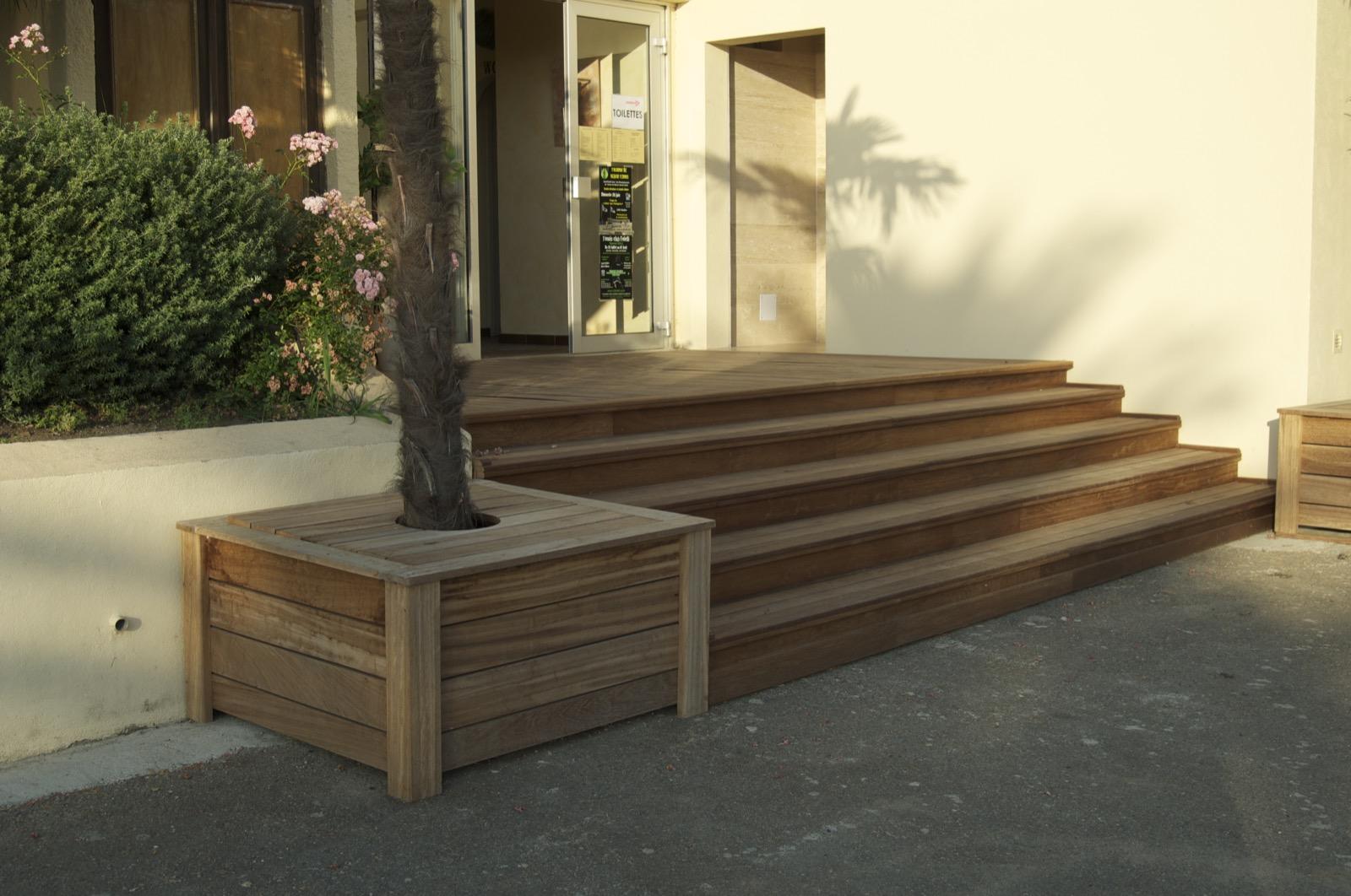 Scale in legno - Legno Marchetti