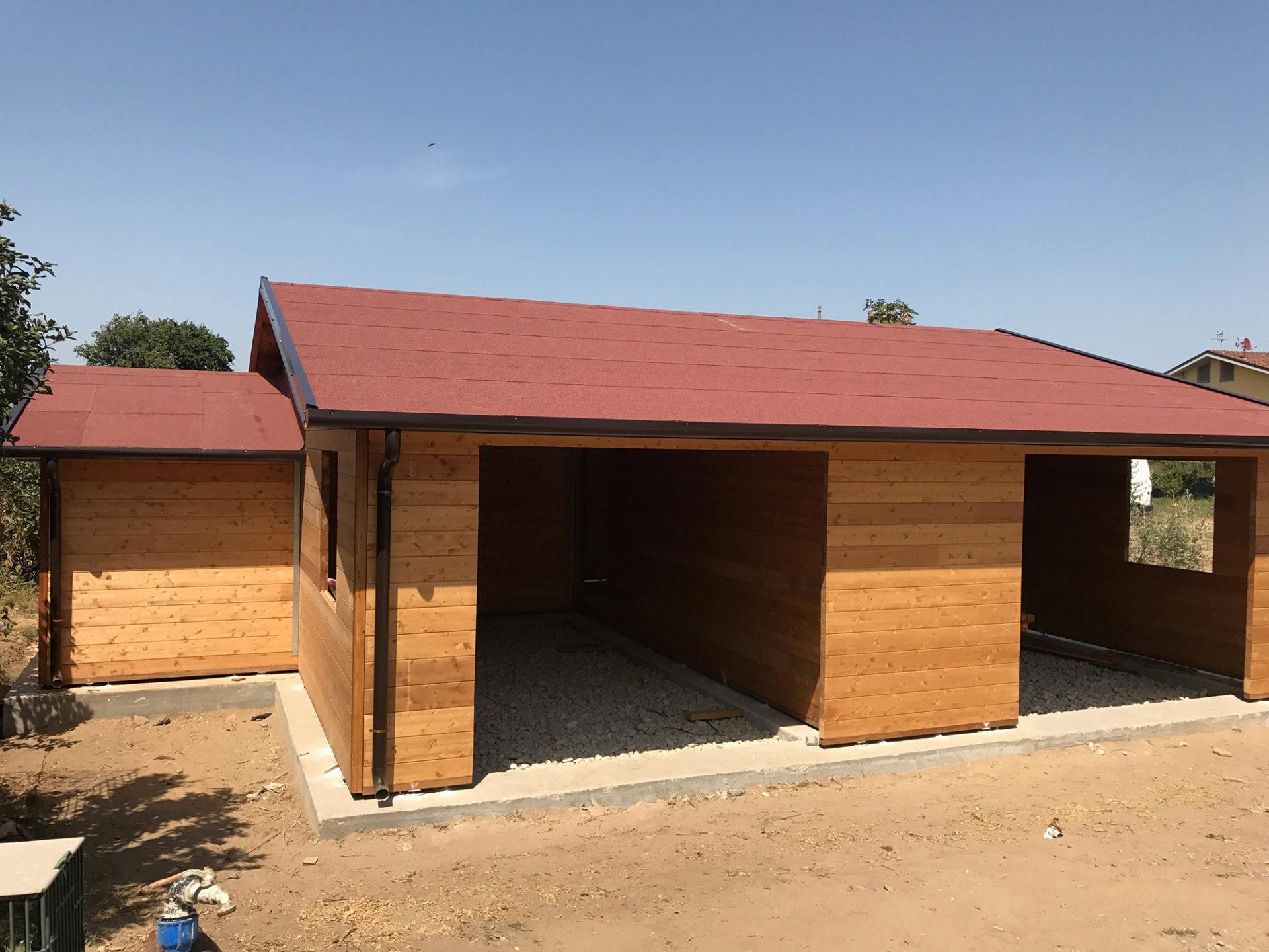 Solaio In Legno Lamellare Autoportante realizzazione di mini case in legno - legno marchetti